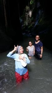 Canyon River, Beji Guwang, Sukawati, Bali