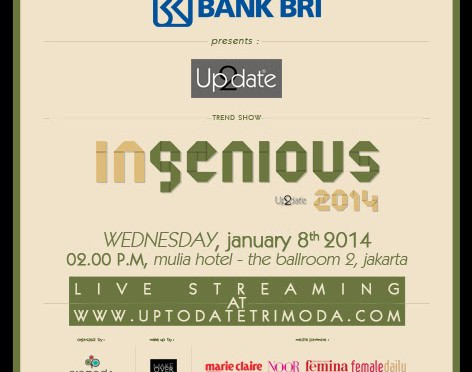 Ingenious 2014 by Up2date