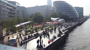 Indonesian Weekend di Potters Fields Park, London 28 - 29 Agustus 2016